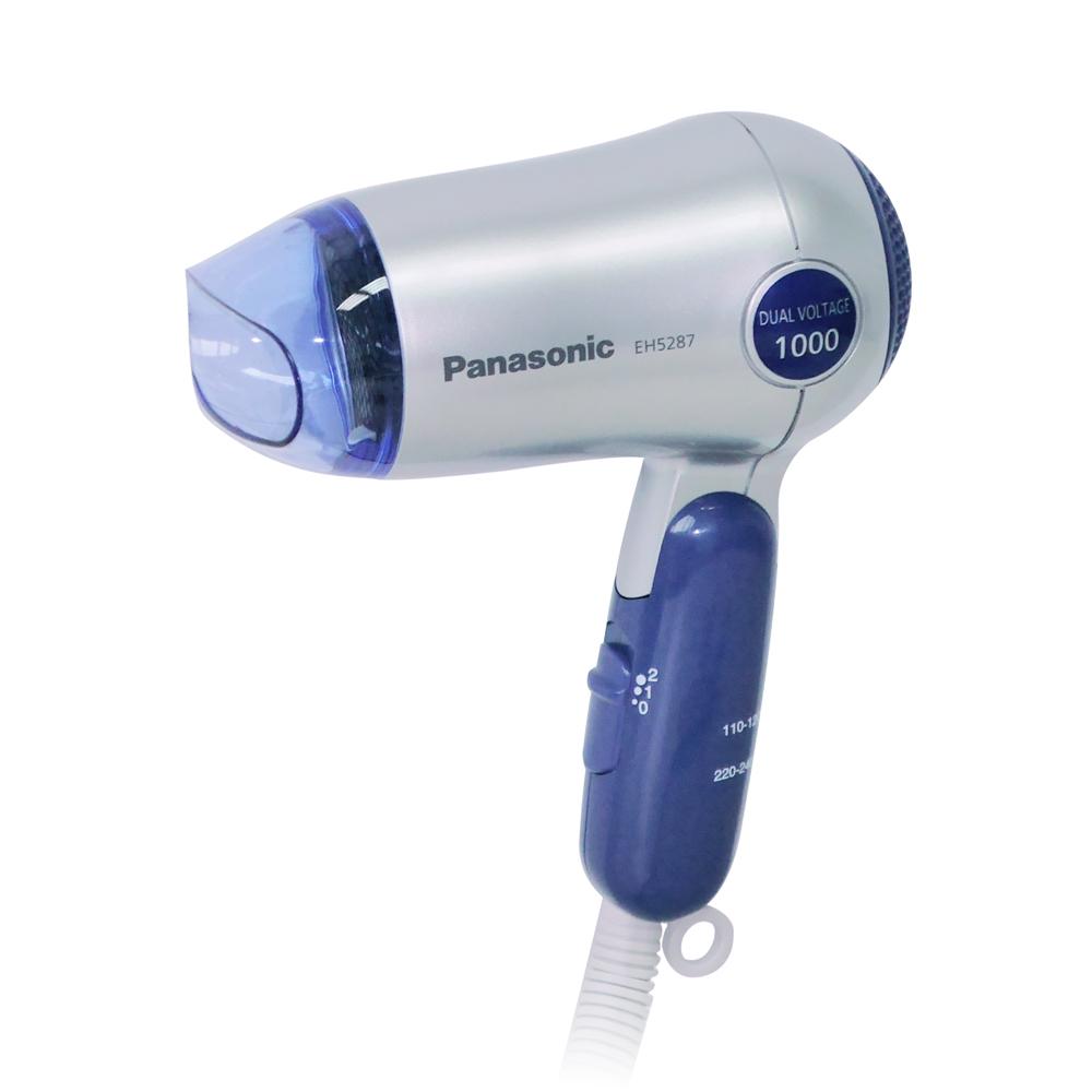 Panasonic國際牌旅行用國際電壓摺疊吹風機 EH-5287