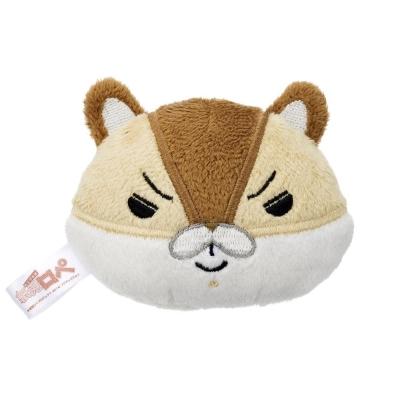 TAKARA-TOMY-紙兔絨毛磁鐵-紙松鼠Akira前輩