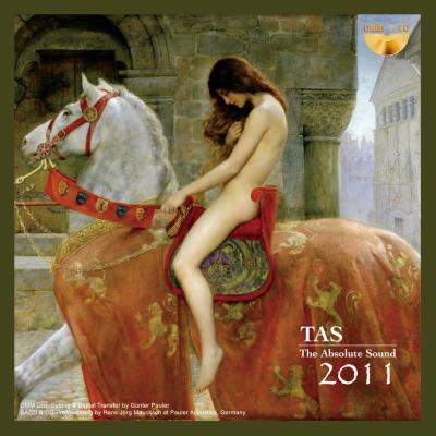 絕對的聲音TAS 2011 DMMSACD