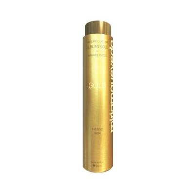 Miriamquevedo 迷蓮卡薇 極致黃金奢護系列 公司貨 黃金髮膜250ML