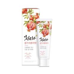 韓國2080 清齦茶-韓方護齦茶牙膏.紅(120gX3入)