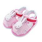 米飛兔魔鬼貼寶寶嗶嗶鞋 粉 sk0456 魔法Baby