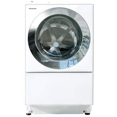 Panasonic國際10.5kg Cuble洗脫烘變頻滾筒洗衣機NA-D106X1WTW