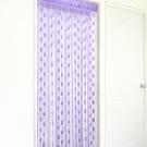 布安於室-蝴蝶線簾-淺紫