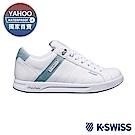 K-swiss Lundahl WP防水系列 休閒運動鞋-女-白/淺綠