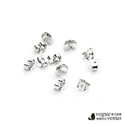 維克維娜-義大利進口-925純銀耳扣-8對