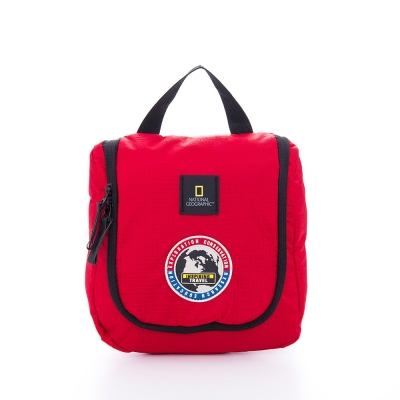 國家地理 National Geographic 探險旅行盥洗包-三色