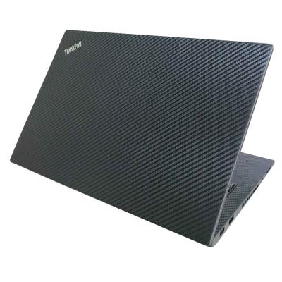 EZstick Lenovo T460S 無指紋機 Carbon 黑色立體紋機身貼