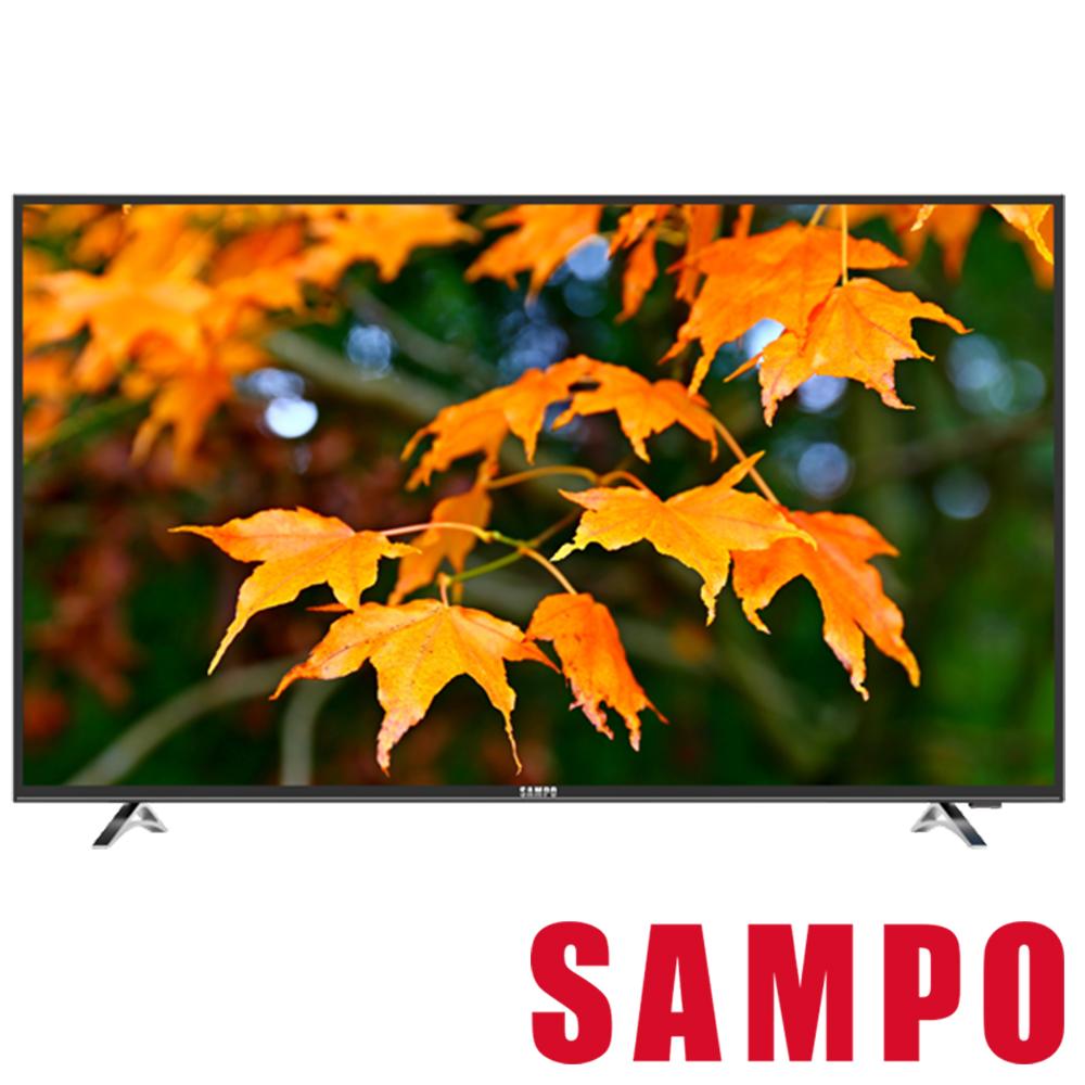 SAMPO聲寶 49吋 Smart 聯網低藍光直下式LED液晶電視 EM-49QT30D