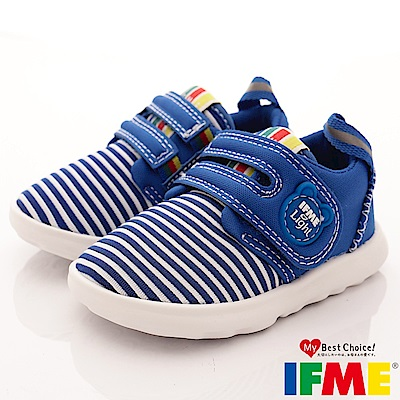 IFME健康機能鞋 Light超輕學步款 EI00266藍(寶寶段)