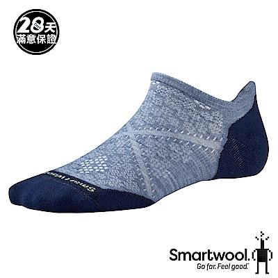 SmartWool 女PhD輕量菁英減震型跑步踝襪