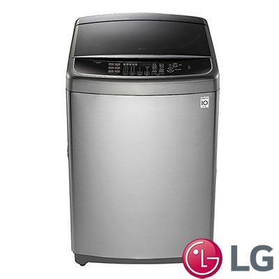 [無卡分期12期] LG樂金 12KG 變頻直立式洗衣機 WT-SD126HVG 不鏽鋼銀