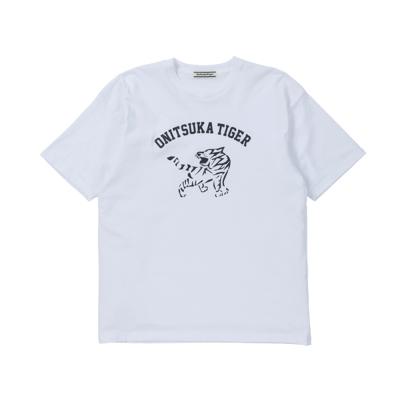 Onitsuka Tiger Q版虎顏短袖上衣 OKT105-0190