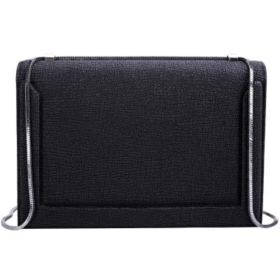 3 . 1  Phillip Lim Soleil 壓紋羊皮撞色鍊帶包(黑色)