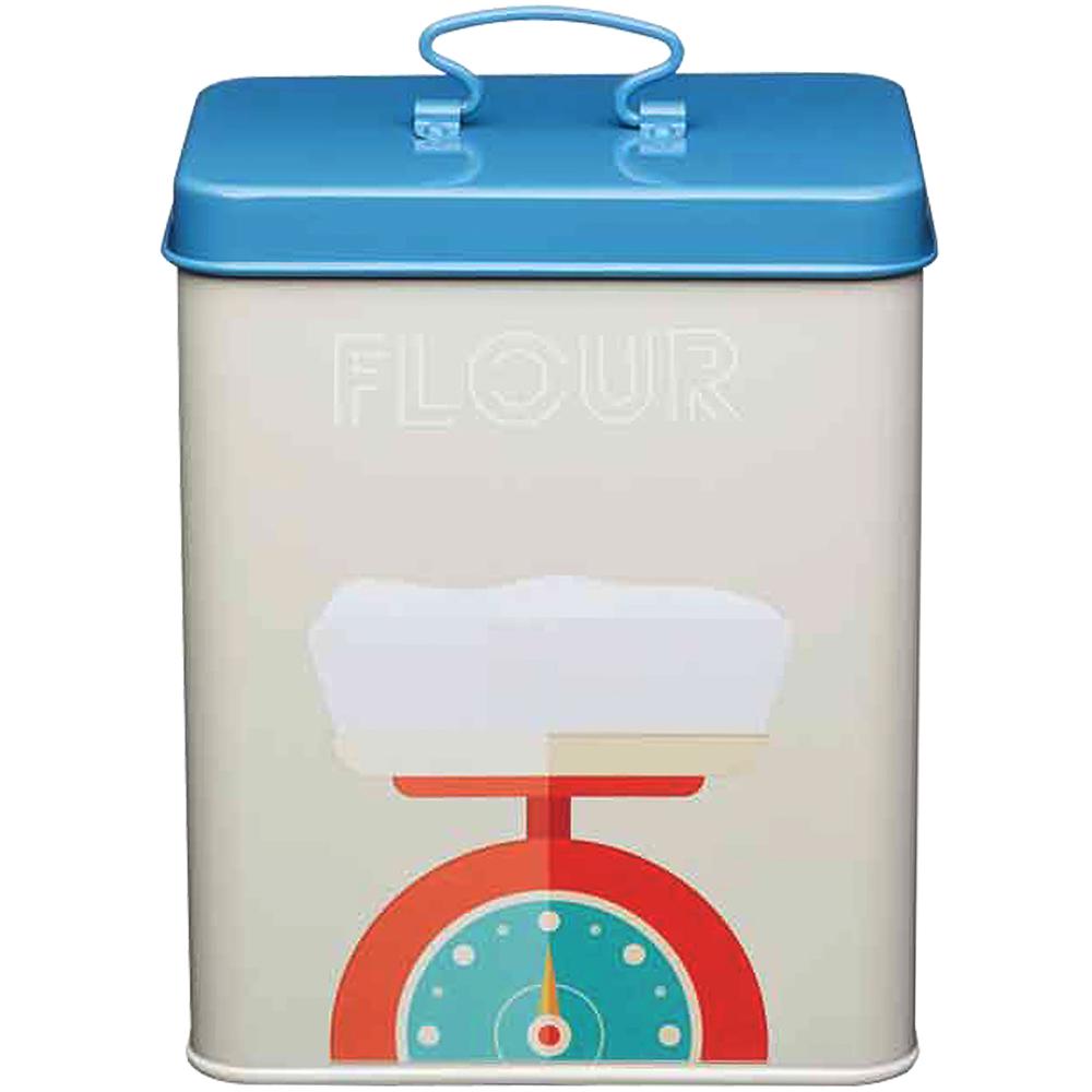 KitchenCraft 彩繪麵粉收納罐