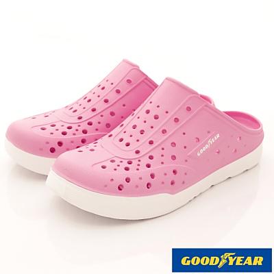 GOODYEAR-Q彈水陸排水鞋-SE2713粉(女段)
