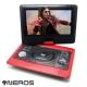 NEROS【緋紅女巫】10吋 移動式RMVB-DVD(2小時版) product thumbnail 1