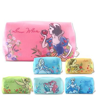 Disney迪士尼 柔紗化妝包 隨身包 萬用包