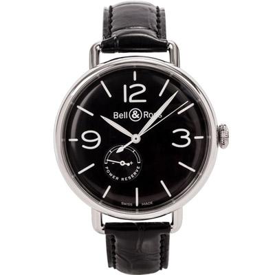 Bell & Ross 復刻飛行機械腕錶-黑45mm
