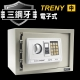 TRENY 三鋼牙 電子式保險箱 中 9750 product thumbnail 1