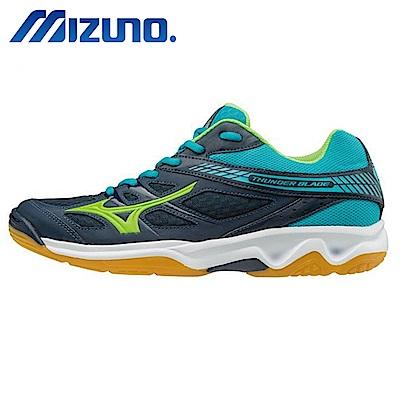 Mizuno Thunder Blade 男女 排羽球鞋 V1GA177092