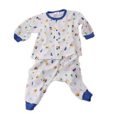 薄長袖居家套裝-童趣水玉點點 k60105