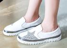 韓國連線星星小白鞋