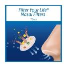 Nasal Filters 防塵霾花粉病菌隱形鼻貼 中型 (14枚)