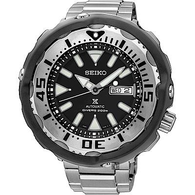 (無卡分期6期)SEIKO精工 Prospex Scuba 水中蛟龍機械腕錶(SRPA79J1)