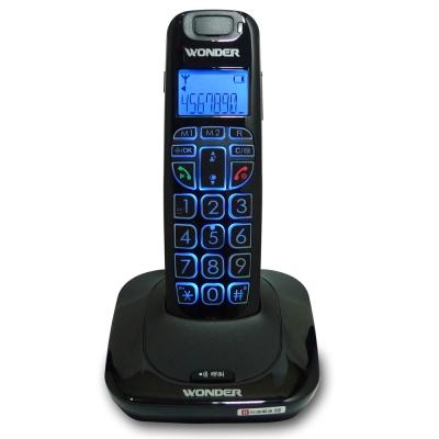WONDER旺德DECT數位無線電話 WT-D05 (兩色)