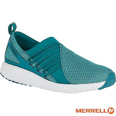 MERRELL 1SIX8 MOC AC+ 休閒女鞋-綠(45436)