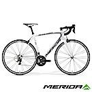 (無卡分期-12期)《MERIDA》全能型跑車 斯特拉 Scultura 4000 白/黑