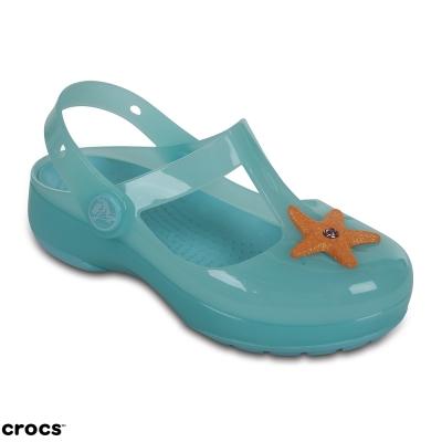 Crocs 卡駱馳(童) 伊莎貝拉小克駱格-204034-426