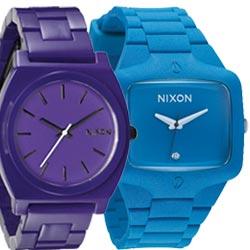 NIXON 經典美式休閒/計時/潮汐腕錶