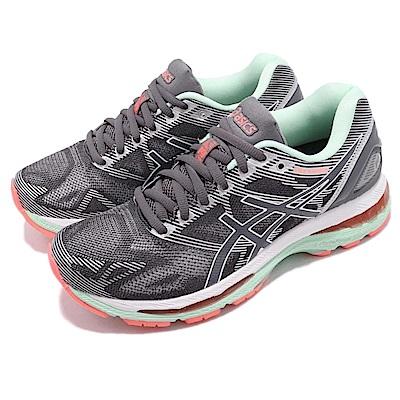 Asics 慢跑鞋 Gel-Nimbus 19 D 女鞋