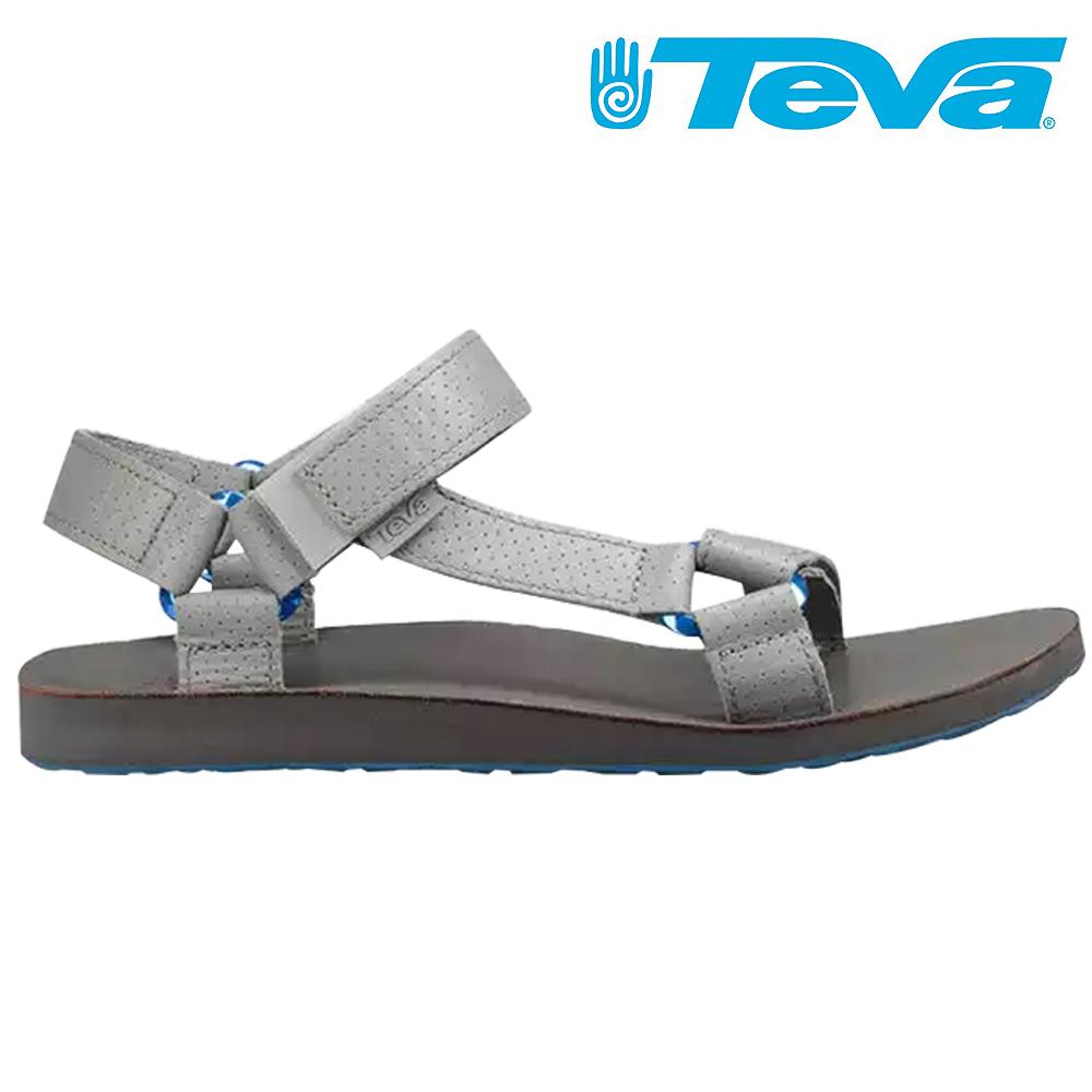 TEVA Original Universal Moto 男休閒涼鞋 灰