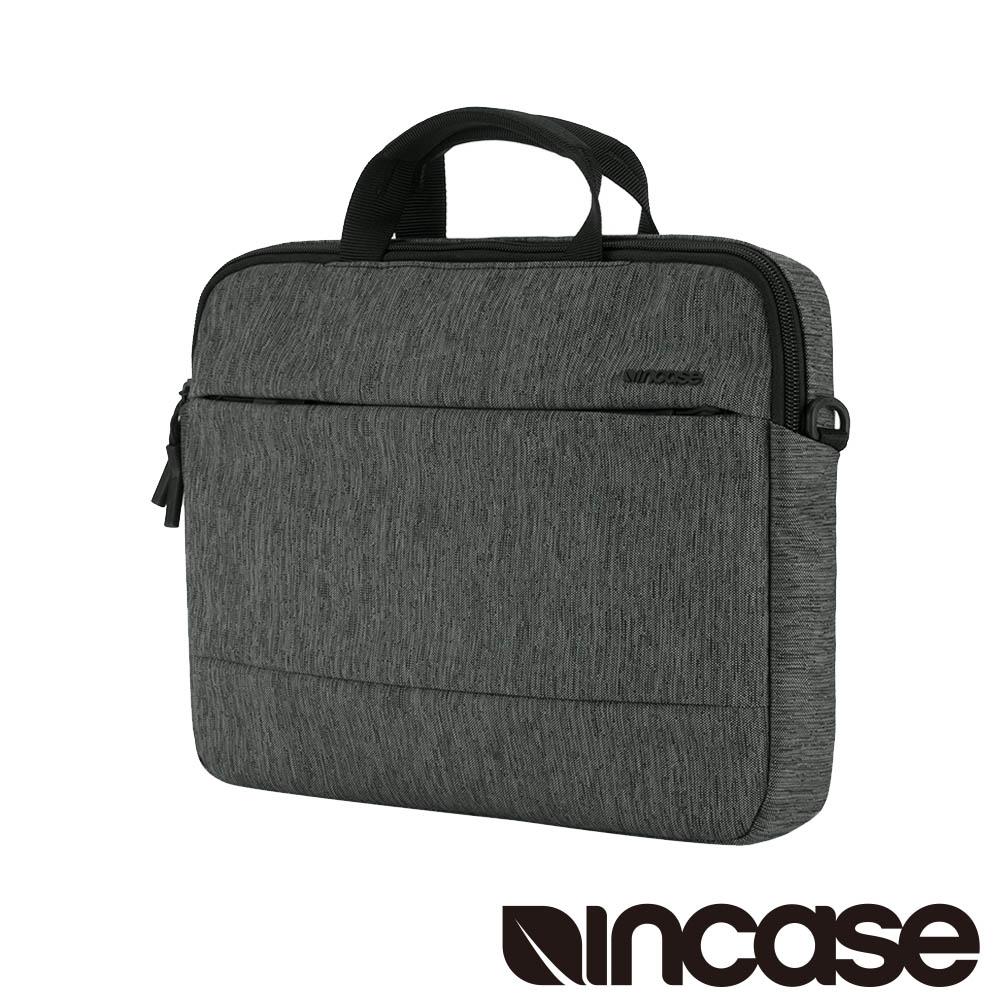 INCASE City Brief 13吋 手提/肩背筆電公事包 (麻灰)
