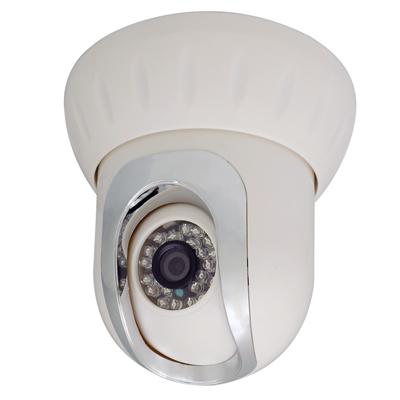 監視器攝影機 - 奇巧 AHD 720P SONY 130萬24燈紅外線PTZ遙控半球型攝影機