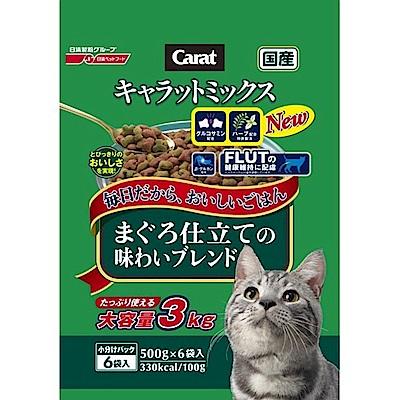 日清CARAT 克拉綜合貓糧 3KG