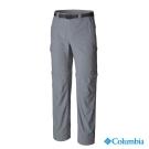 【美國Columbia哥倫比亞】防曬50快排長褲-男-藍灰(UAM80040GL)