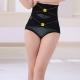 塑身褲 420丹2次方雙X加壓 ThreeShape 晶鑽黑 M-3XL product thumbnail 1