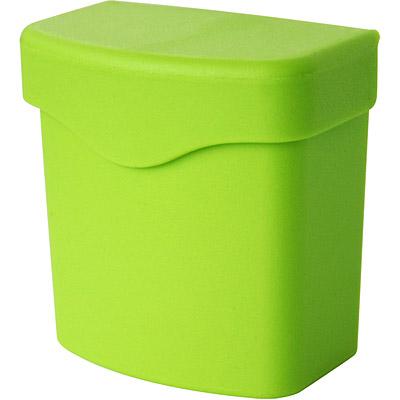 Sceltevie 夾式收納盒(綠S)