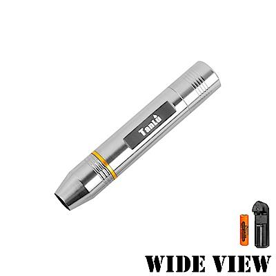 【WIDE VIEW】玉石專用強光手電筒組(NTL-009-A)