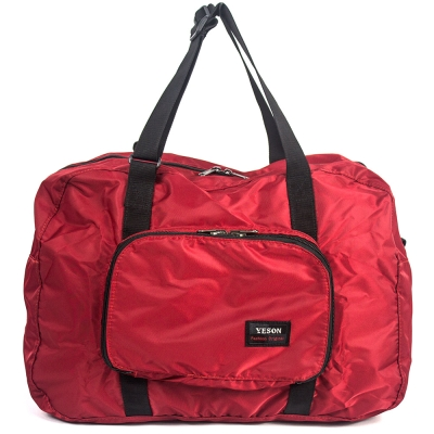 YESON - 輕量型可折疊變小旅行袋-二色可選MG-663