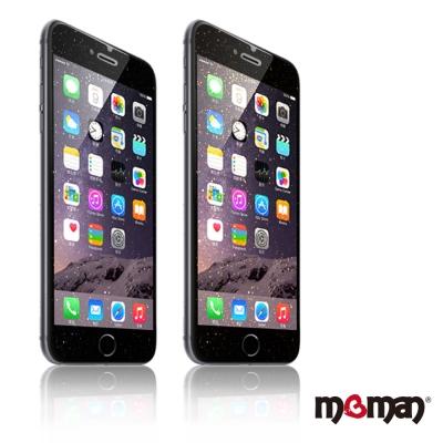 MgMan iphone 6 plus / 6s plus 金銀蔥透明正反軟膜