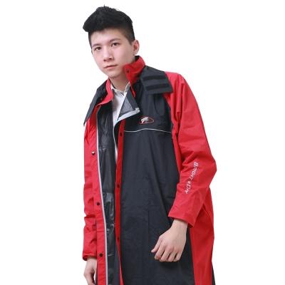 BrightDay 風雨衣連身式 - 蜜絲絨前開款