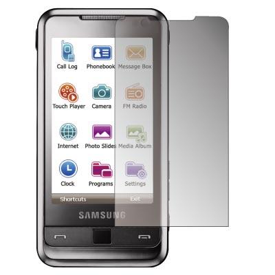 ZIYA SAMSUNG Galaxy S i900 抗刮亮面螢幕保護貼 2入