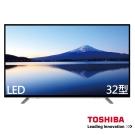 TOSHIBA東芝 32吋液晶顯示器+視訊盒 32L2686T