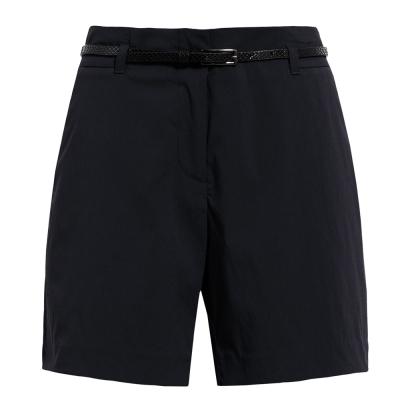 hilltop山頂鳥-女款抗UV吸濕快乾彈性短褲S