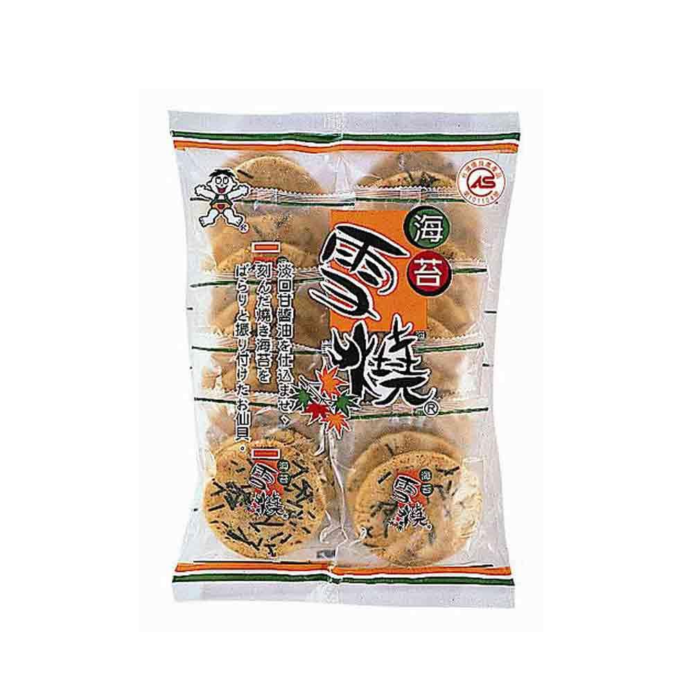 #旺旺 雪燒海苔(4入/袋)